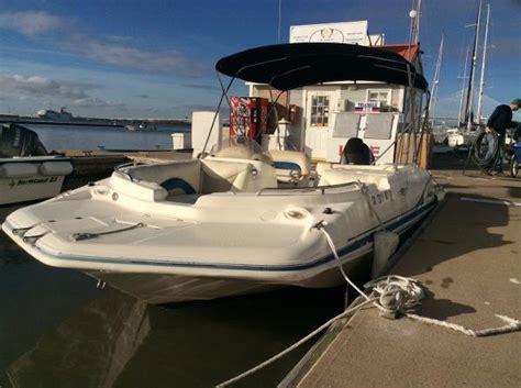 2007 hurricane deck boat hurricane 202 gs fun deck boats for sale in south carolina