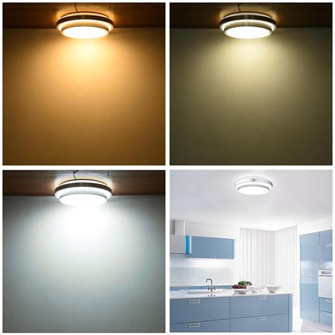 48w flush mount led pendant light ceiling l bedroom led ceiling light flush mount fixture l bedroom kitchen