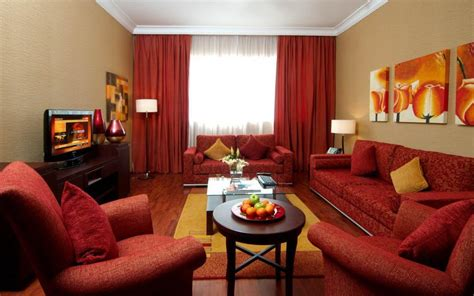 red curtains living room how to decorate a living room with red curtains curtain
