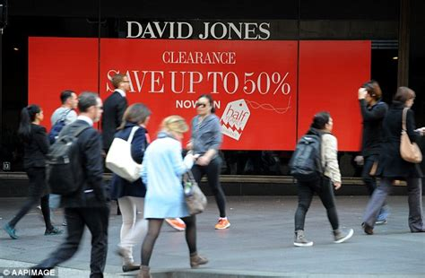 boxing day trading hours david jones and stock market