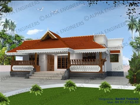 New Home Designs Kerala Style | beautiful new style home plans in kerala new home plans
