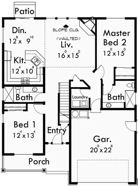 master on main house plans house plans master on the main house plans 2 story house