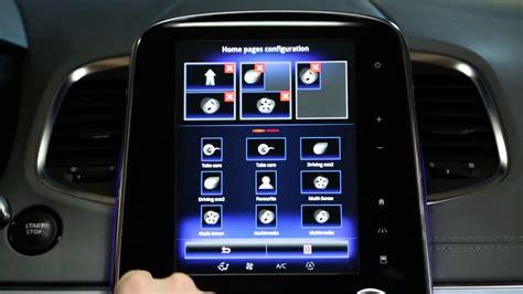 renault r link video format r link 2 system sistem youtube