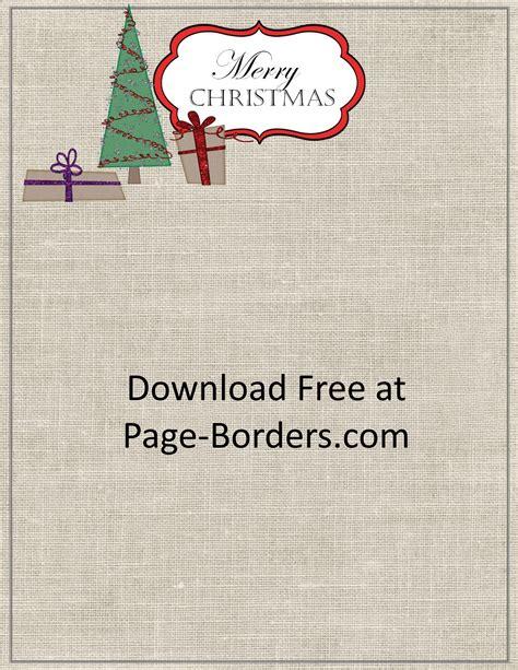 christmas border customize personal