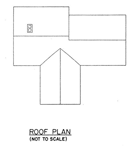 roof plans for house free 3 bedroom ranch house plan with porch for sloped lot