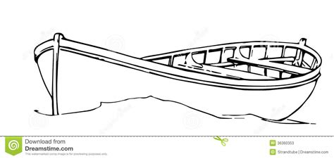 old boat lines hand drawn boat eps stock vector image of river ocean