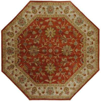 Octagon Area Rug Octagon Area Rugs Rugs The Home Depot