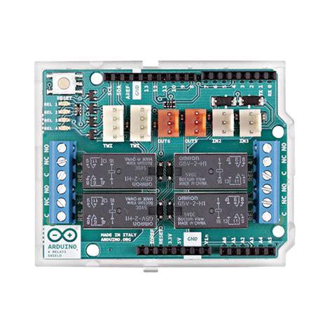 arduino code for relay arduino relay shields rapid online