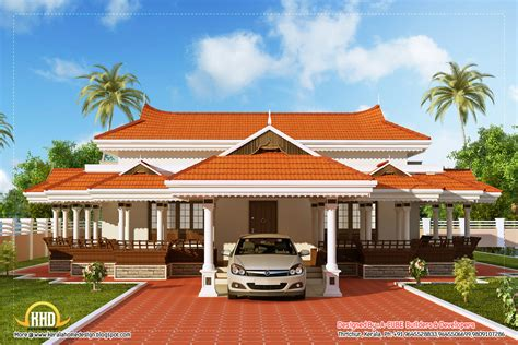 kerala house designs and plans kerala model house design 2292 sq ft kerala home design and floor plans