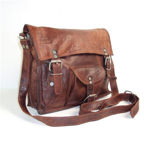 Vintage Leather by Best 25 Vintage Leather Bags Ideas On Vintage