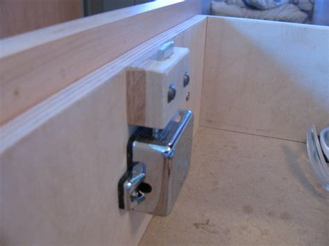 Drawer Latches by Drawer Latches That Keep Them Closed During Travel Are