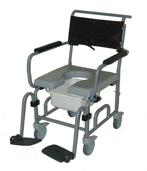 Activeaid Shower Chair by Activeaid 800 Series Height Adjustable Shower Commode Chair