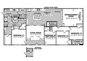 chion manufactured homes floor plans 17 best images about triple wide modular homes on