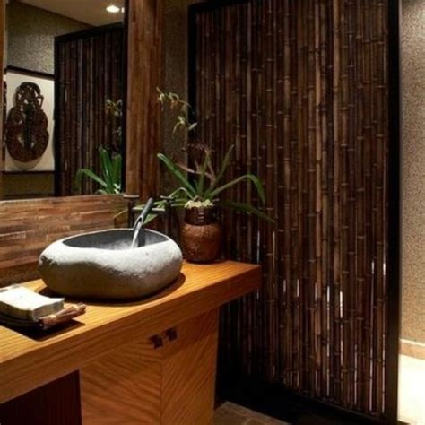tropical bathroom accessories 42 amazing tropical bathroom d 233 cor ideas digsdigs
