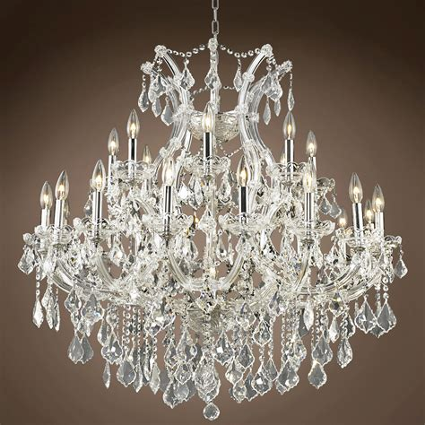 theresa chandelier joshua marshal 700971 theresa 24 light 36 quot chandelier from theresa collection