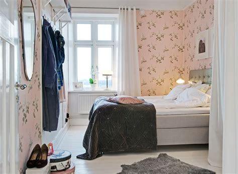 pretty wallpaper for bedroom 35 scandinavian bedroom ideas that looks beautiful modern
