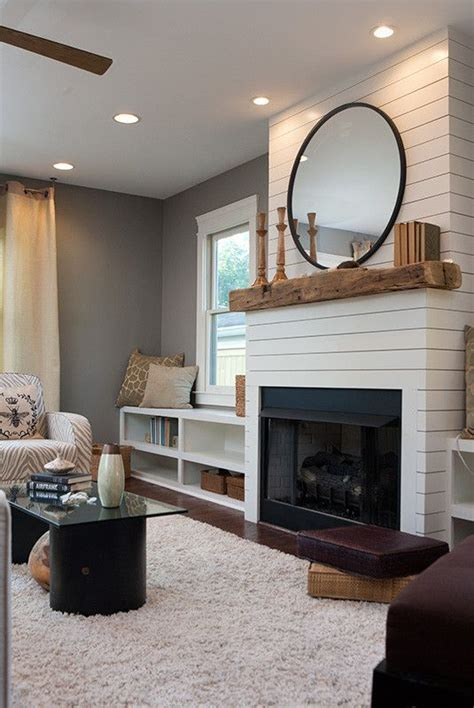 Fireplace Remodel Ideas Modern by The 25 Best Ideas About Shiplap Fireplace On
