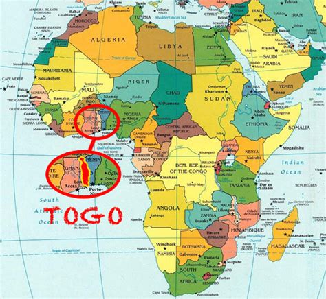 africa map togo africa mission trip may june 2015 by julie putnam mcneely