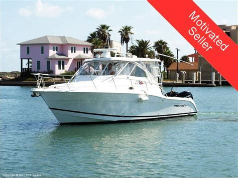 proline boats 35 express pro line 35 express in texas day fishing boats used