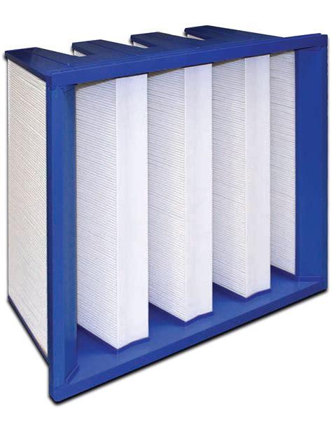 v bank viledon mv75 v bank filter advanced filtration concepts