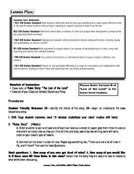 theme essay middle school teaching theme to middle school students teaching themes