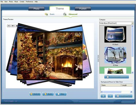 3D Flash Slideshow Maker Professional   Shareware   EN