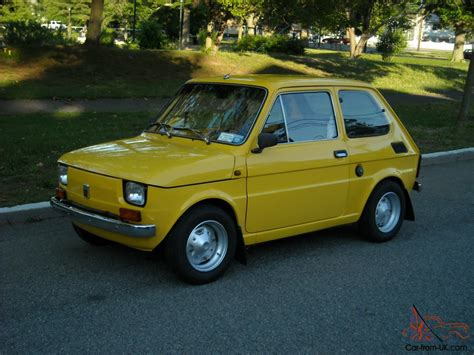 what country makes fiat cars 1976 fiat 126 p successor of the legendary fiat 500