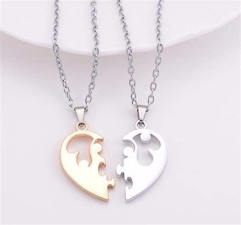 cadenas de oro para novios collares novios