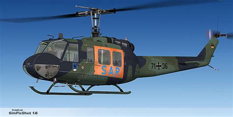 Sar I Quot Sar Landsberg Quot Bell Uh 1d For Fsx