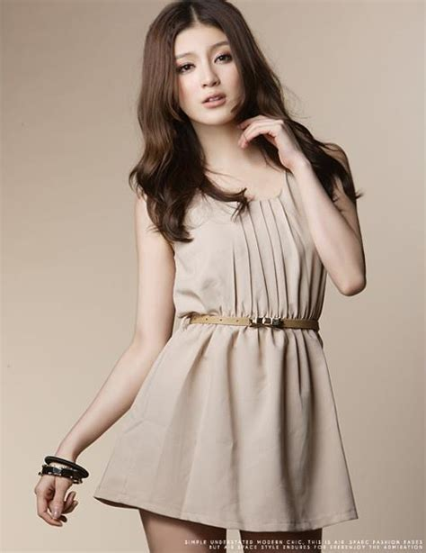 Dress Forever Koreanstyle apricot korean fashionable col end 7 6 2018 12 22 pm