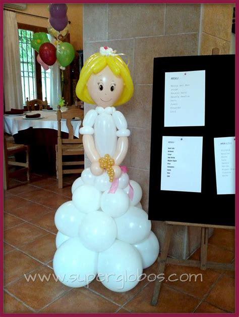como decorar una licorera para bautizo primera comunion mu 241 ecas con globos pinterest