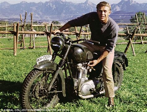 Steve Mcqueen They Call Me A Chauvinist Pig I Am And I