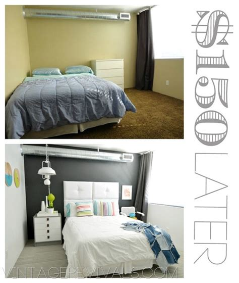 before and after home makeover bedroom makeover on a budget creative home