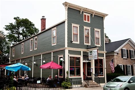 Stilt House Cedarburg by Not A Boutique Stop But Real Food And Real Atmosphere