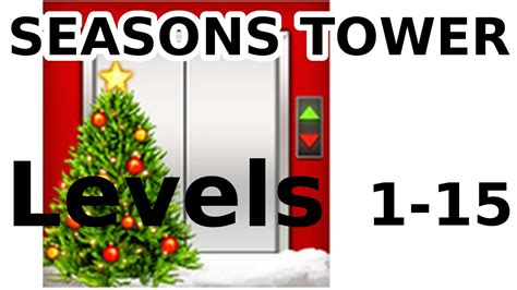 100 Floors Tower Level 100 by 100 Floors All Levels Special Seasons