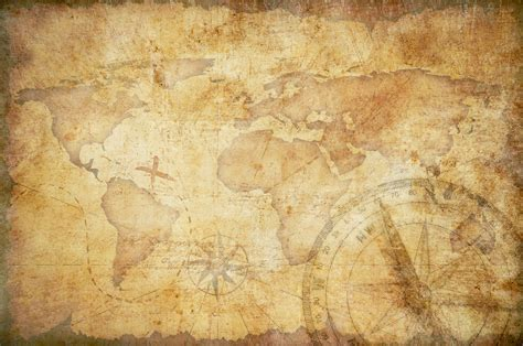 vintage wallpaper gold coast best wallscapes aged treasure map with compass background