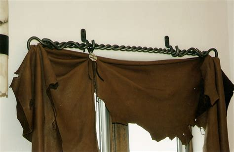 western curtain ideas western curtain rods amberleafmarketplace
