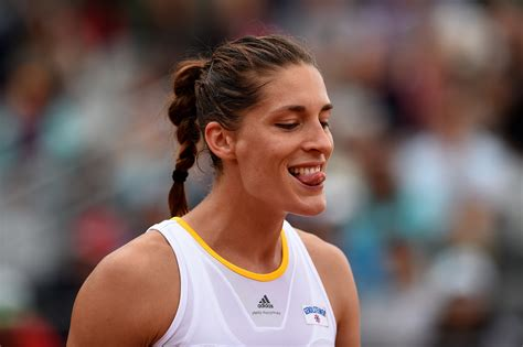 andrea petkovic tennis tips uk