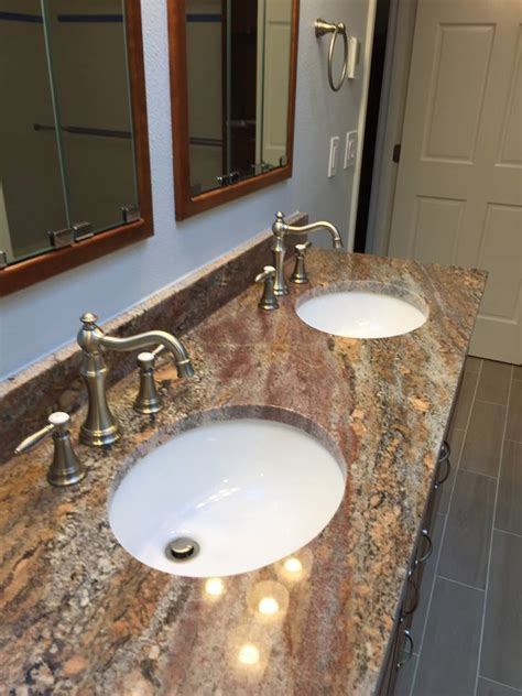 Synthetic Countertops by Vs Synthetic Counters Which Custom
