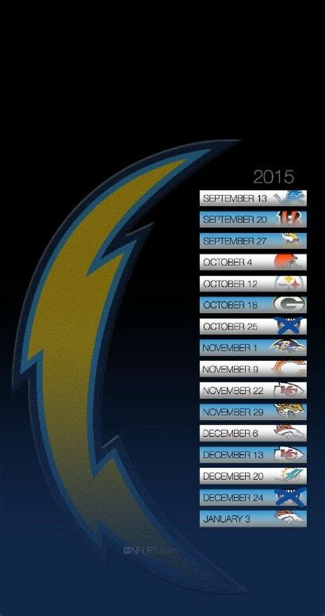 charger football live the 25 best chargers schedule ideas on nail
