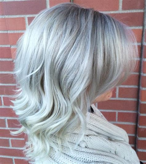 www gray hair stylesmid 20 shades of the grey hair trend