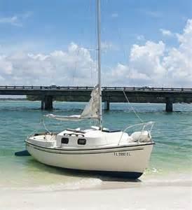 sub 20 pocket cruising cabin sailboats