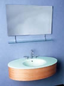 Zoli Vanities 43 Quot Wall Mounted Vanity With Integral Top Sink And Opt