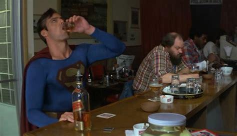 Superman Drinking Meme - the great scenes clark kent vs superman from superman iii