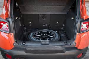 Trailhawk Spare Tire 2015 Jeep Renegade Trailhawk Test Photo Gallery