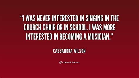 quotes  choir singing quotesgram