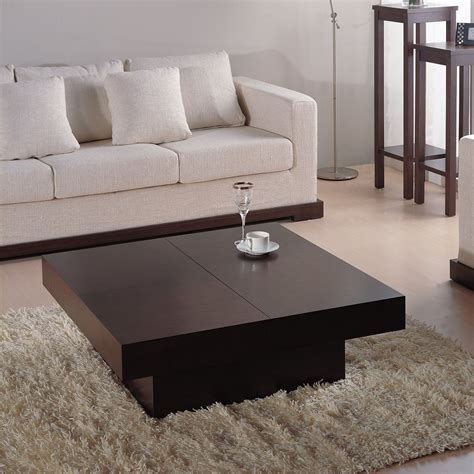 brown square coffee table nile square coffee table brown oak coffee tables