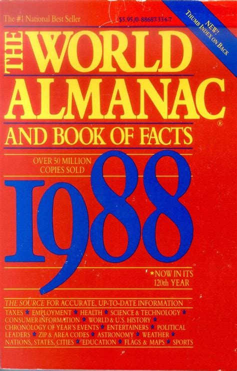 the world almanac and book of facts 2018 books the world almanac and book of facts 1988 1980 present