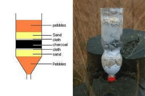 diy di water purification system ten low cost ways to treat water engineering for change