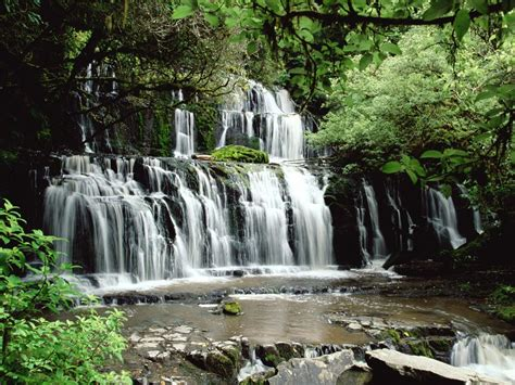 imagenes de paisajes con agua imagenes para fondo de pantalla saltos de agua http